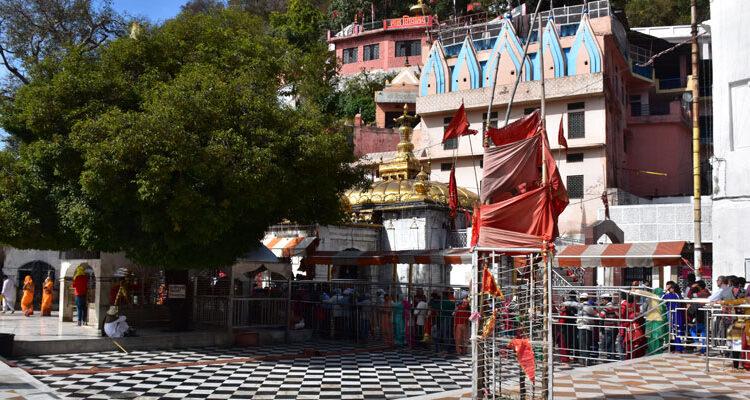 Jwalamukhi Temple – The Flaming Goddess