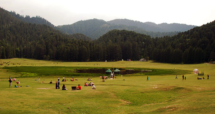 Connect with Nature at Khajjiar