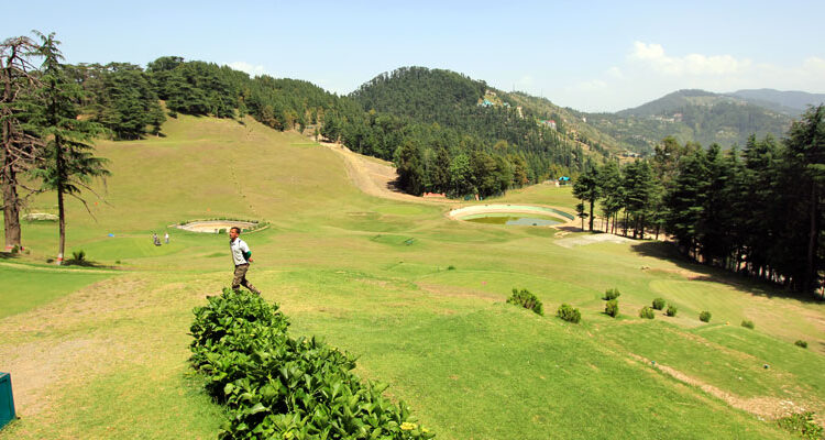 Enjoy Golf at One of the Highest Golf Courses in the Country