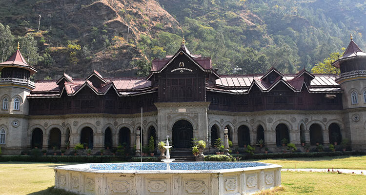 Jubbal Palace & Rampur Palace – Architectural Marvels