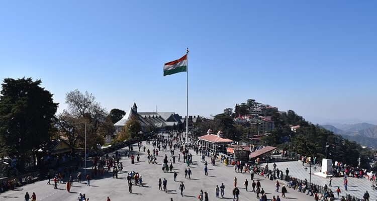 Shimla: The Honeymooners Paradise