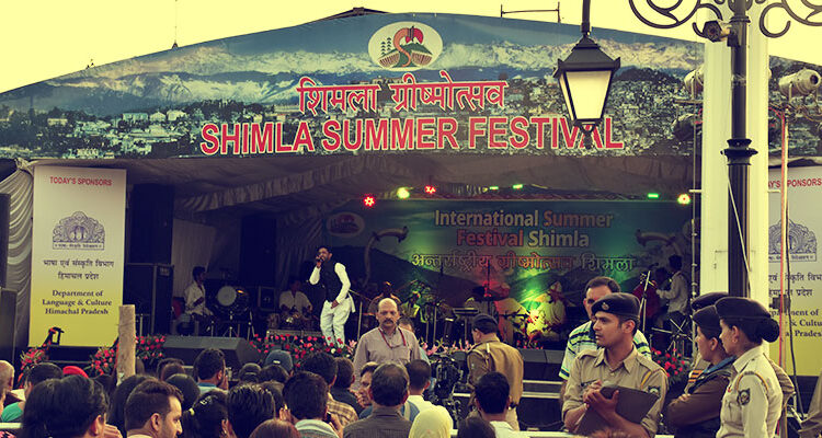 Colors of Himachal – Shimla Summer Festival