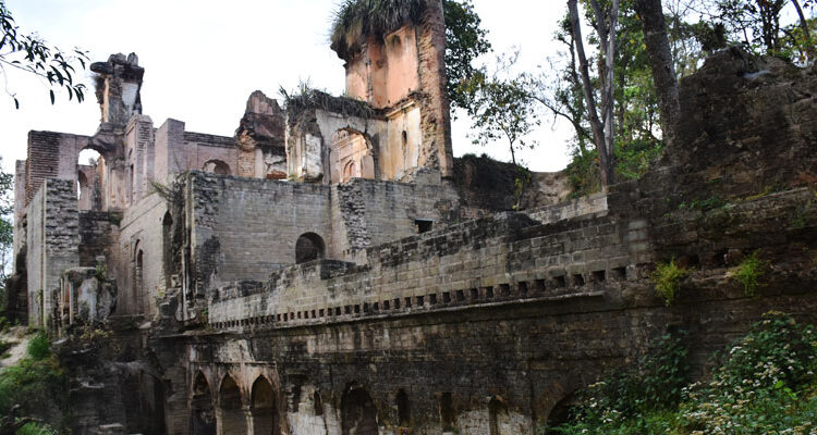 Sujanpur Fort: Sense The History