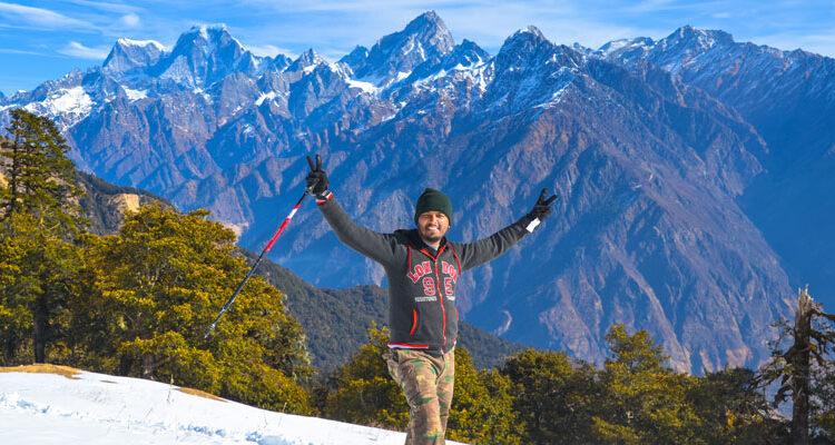 Chronicles Of A Solo Traveller – Kuari Pass Trek