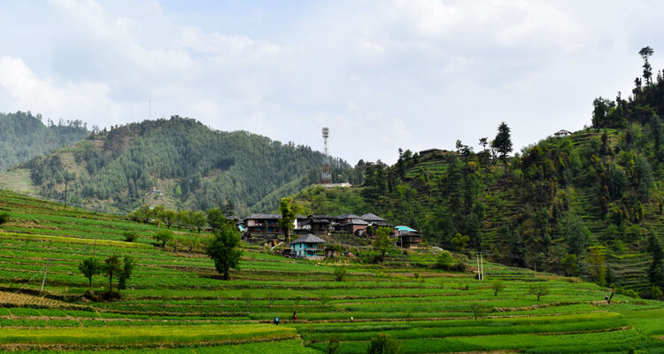 Himachal to be Developed as Major Ecotourism Destination