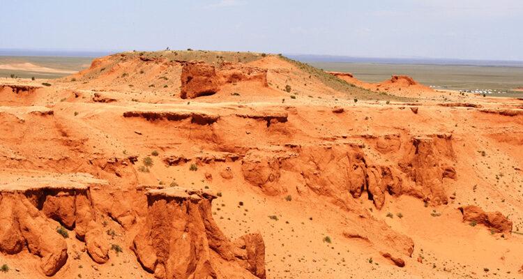 Explore The Vastness Of The Mysterious Gobi Desert