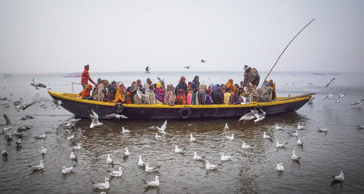 Varanasi: A Walk Down The Lanes Of History