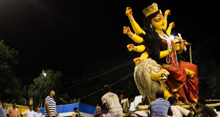 Durga Puja: A Time To Celebrate Life