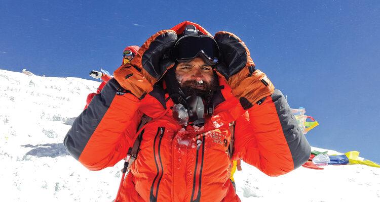Kuntal Joisher: The World's first 'Vegan' Everester