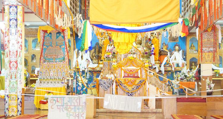 Must Visit- The Dhakpo Shedrupling Monastery