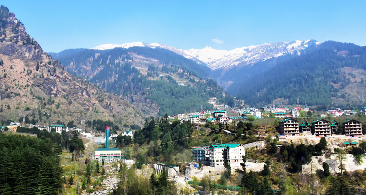 Manali Winter Carnival from January, 2