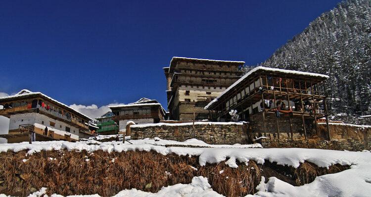 Chaini Kothi: Architectural Heritage of Himachal Pradesh