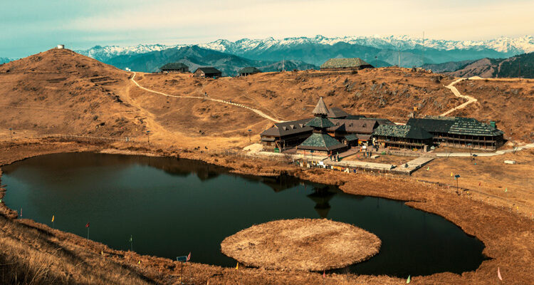 The Beguiling Beauty Of Prashar Lake
