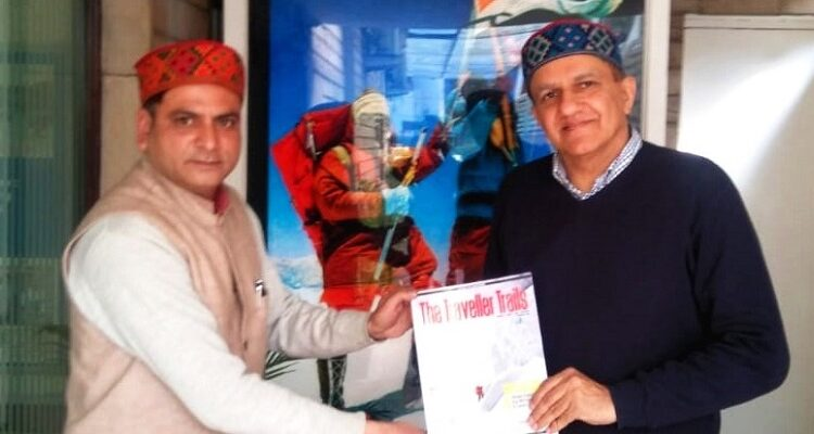 A meeting with Maninder Kohli