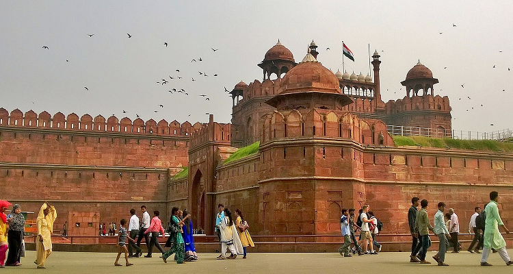 Five day long 'Bharat Parv' begins at Red Fort, New Delhi