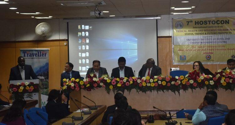 International Conference on 'Medical, Health & Wellness Tourism' begins at PU
