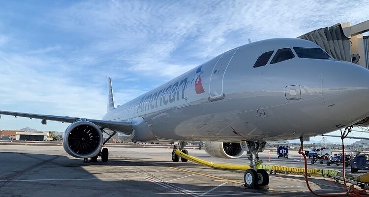 American Airlines introduces the new A321neo to its fleet