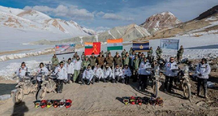 Himalayan Heights Motorcycle Expedition Reaches Karakoram Pass