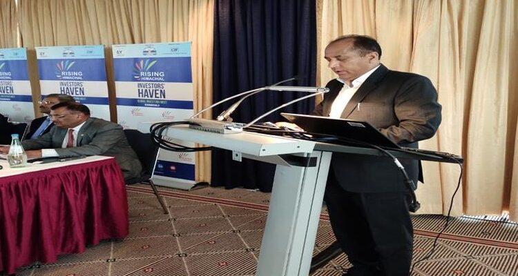 CM In Germany, Invites Entrepreneurs To Invest In Himachal
