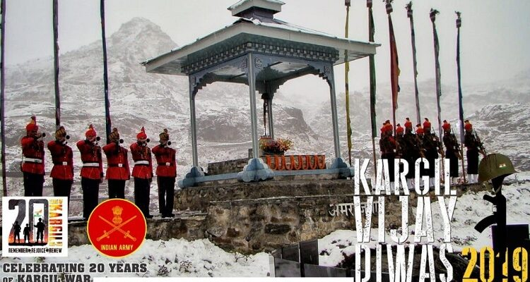 Remember, Rejoice and Renew: 20TH Anniversary of The Victory at Kargil
