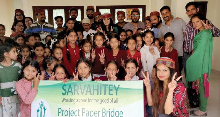 "Know an NGO: ""Sarvahitey"""