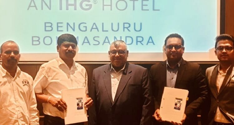 InterContinental Hotels Group Signs Holiday Inn Express in Bengaluru