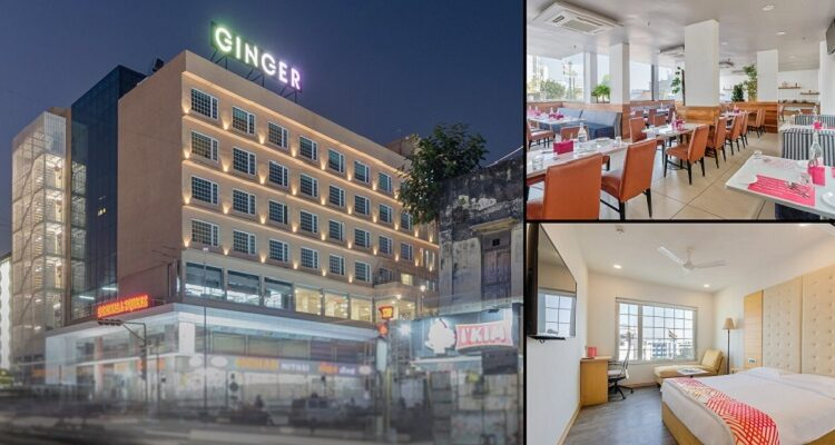 Ginger Launches its Second Hotel in Surat