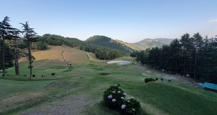 Enjoy Golf in Naldehra- One of the Oldest Golf Courses in the Country