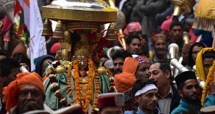 "A Glimpse of the Rich ""Dev Culture"": Mandi Shivratri"