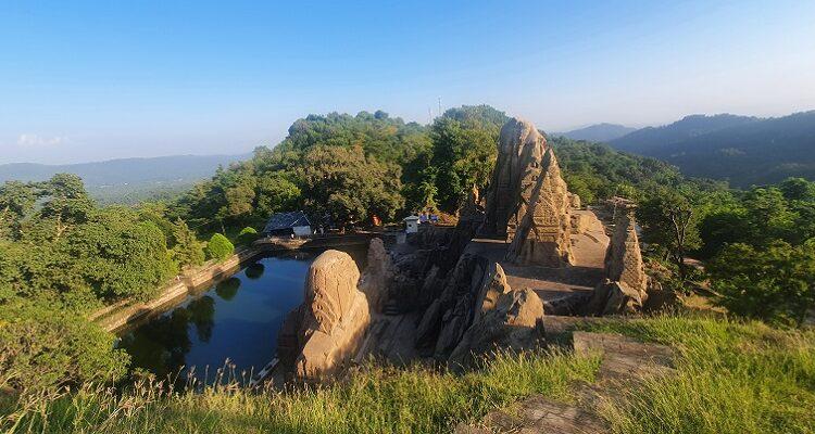 The Elloras of Himachal: Masroor Rock-Cut Temples