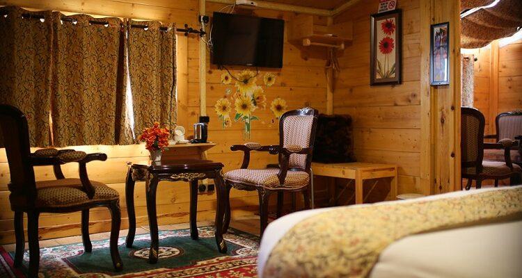 Enjoy a Cozy Stay in this Hotel in Fagu